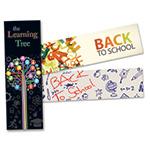 Printed bookmarks