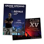 Club Flyer Printing